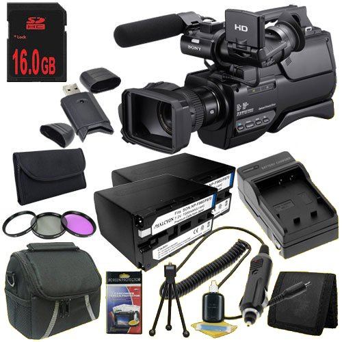 sony-hxr-mc2000u-shoulder-mount-avchd-camcorder-two-np-f970-replacement-lithium-ion-battery-external