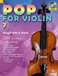 Pop for Violin: Kiss From A Rose. Ban...