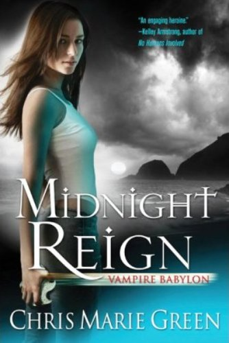 Midnight Reign (Vampire Babylon #2)
