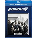 Furious 7 [Blu-ray] [Import]