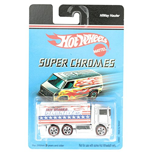 Super Chromes Hiway Hauler Collectible Collector Car Mattel Hot Wheels