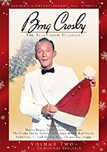 Bing Crosby The Television Specials Volume 2- The Christmas Specials by Infinity Entertainment/Hepcat