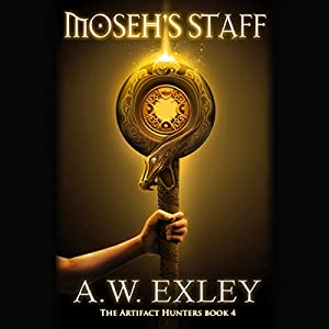Moseh's Staff Audiobook