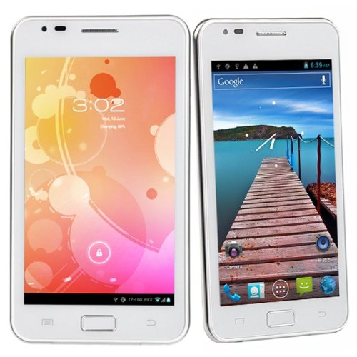 Link to Haipai MTK6575 1GHz Android 4.0 Dual SIM 5.2-inch Capacitive Screen 3G Smartphone with WiFi GPS Camera Get Rabate
