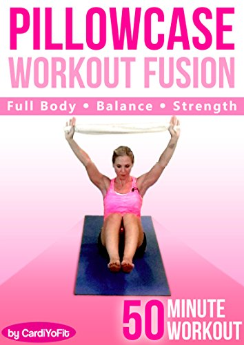 50 min Fitness Workout + Pilates + Yoga + Cardio - Fun and Awesome New Exercises