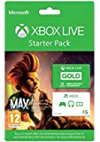 Xbox Live Starter Pack (XB1/360) [Xbox Live Online Code]