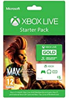 Xbox Live Starter Pack (XB1/360) [Xbox Live Online Code]