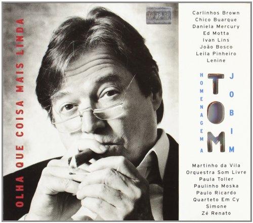 Olha Que Coisa Mais Linda - Uma Homenagem A Tom Jobim