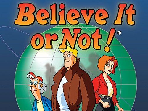 Ripley's Believe It Or Not! Season 1