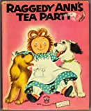 Raggedy Anns tea party