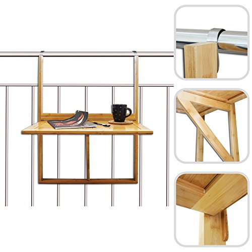 Table balcon pliante le guide d achat jardingue jardingue - Table pliante pour balcon ikea ...