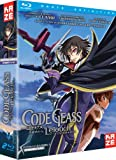 echange, troc Code Geass Lelouch of the Rebellion - Intégrale Saison 1 [Blu-ray]