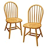 Winsome Wood Windsor Chair,  Natural,...