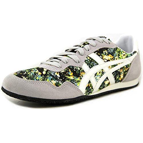 Onitsuka Tiger by Asics Serrano Men US 8.5 Gray Sneakers