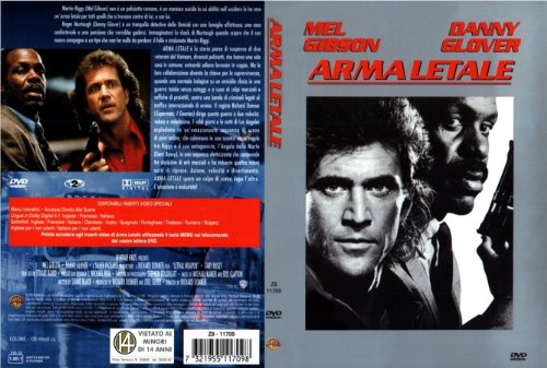 Arma letale (DIRECTOR'S CUT) (MITI) [IT Import]
