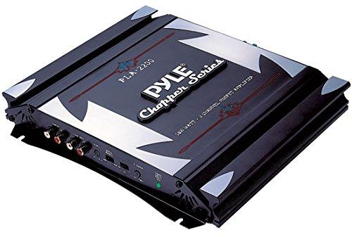 Pyle PLA2200 2-Channel 1,400-Watt Bridgeable Mosfet Amplifier