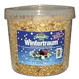 Dehner Wintertraum, Futter für Gartenvögel, Eimer, 1er Pack (1 x 5 l)