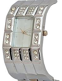 Angel Combo Of Fancy Wrist Watch And Sunglass For Women - B01FWB4H4G