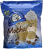 Caffe D'Amore Frappe Freeze Mocha Coffee Mix- 3 Lbs Reclosable Bag