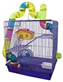 Hamster Rodent Gerbil Mouse Mice Critter Cage - H4294PU