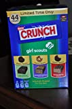 Nestle Crunch Girl Scout Variety Fun Mix 44 Count Box