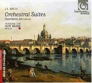 J.S. Bach: Orchestral Suites [Includes 2008-09 Catalog]