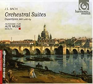 J.S. Bach: Orchestral Suites [Includes 2008-09 Catalog]