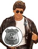 METAL SPECIAL POLICE BADGE - FANCY DRESS (disfraz)