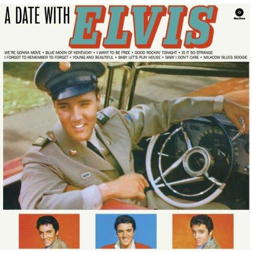A-Date-with-Elvis-4-bonus-tracks-180g-VINYL-Elvis-Presley-Vinyl