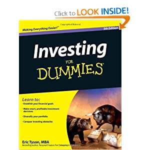 Investing For Dummies, Fifth edition