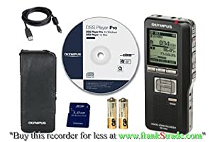 Olympus DS-3400 Digital Voice Recorder DS-2400 DS-330 DS-5000 DS-4000