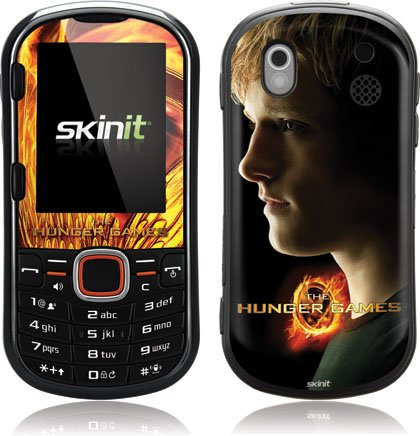 Skinit The Hunger Games -Peeta Mellark Vinyl Skin for Samsung Intensity II SCH-U460