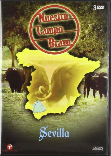 Nuestro Campo Bravo -Sevilla (3dvd)