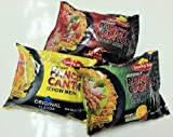 Lucky Me Pancit Canton - Mix & Match (Pack of 9 X 60g) (Original)