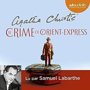 Le Crime de l'Orient Express Hörbuch
