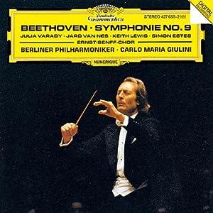 Amazon Com Ludwig Van Beethoven Carlo Maria Giulini