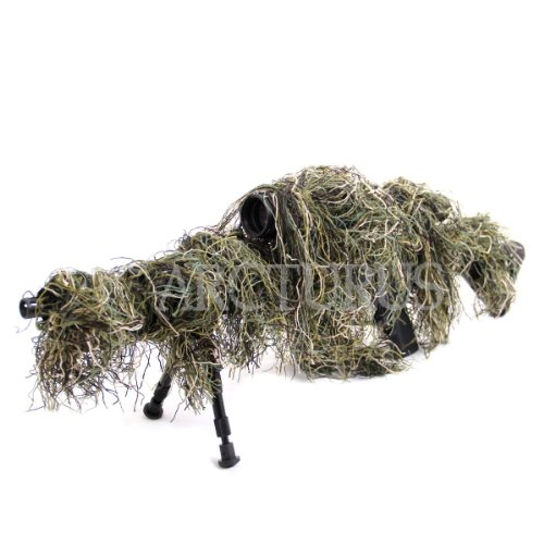 Arcturus Ghillie Rifle Wrap (Woodland)