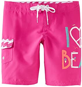 Billabong Girls 7-16 Beach Boardshorts from Billabong
