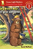 Big Brown Bear/El gran oso pardo (Green Light Readers Level 1) (0152059709) by McPhail, David