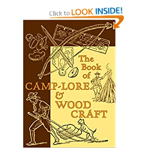 The book of camp-lore and woodcraft Daniel Carter Beard
