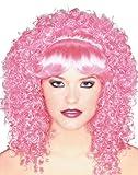 Rubies Curly Wig O/S