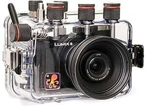 Ikelite Underwater TTL Camera Housing for Panasonic Lumix LX-5 Digital Camera