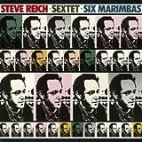 ライヒ:六重奏曲、六台のマリンバ