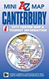 Canterbury Mini Map (A-Z Mini Map)