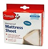 Clippasafe Ltd Waterproof Mattress Sheet (Single Bed)