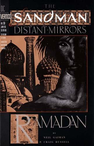 Sandman, The: #50, Distant Mirrors Ramadan