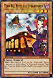 Yu-Gi-Oh! - Tour Bus From the Underworld (BP02-EN105) - Battle Pack 2: War of the Giants - 1st Edition - Mosaic Rare