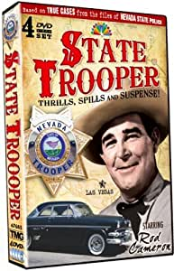 State Trooper! Based on true cases from the files of Nevada State Police!