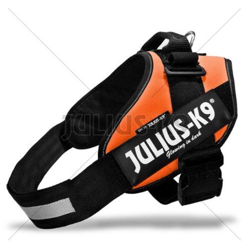 16IDC-OR-0-Julius-K9-IDC-Geschirr-Gre-0-Farbe-orange-Hundegeschirr-Einsatzgeschirr-Powergeschirr-Hetzgeschirr-INNOVA-DOG-COMFORT-Brustumfang-58-76cm-K-9