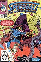 Speedball: The Masked Marvel (Comic) Sept.…